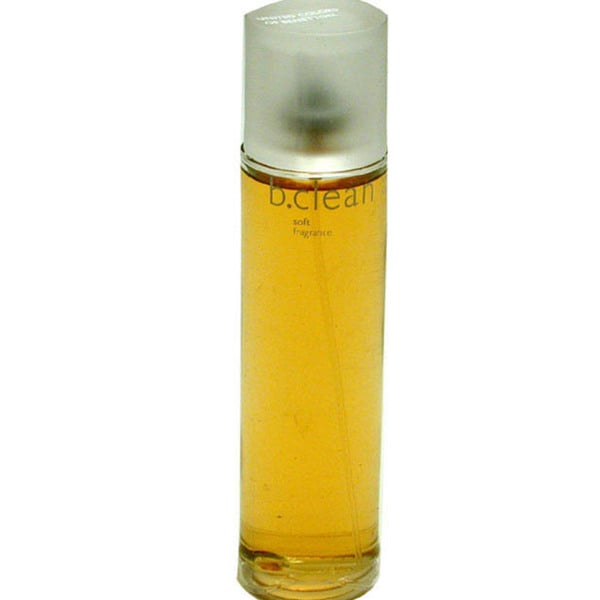 Benetton Be Clean Soft Women's 3.3 oz Spray Perfume