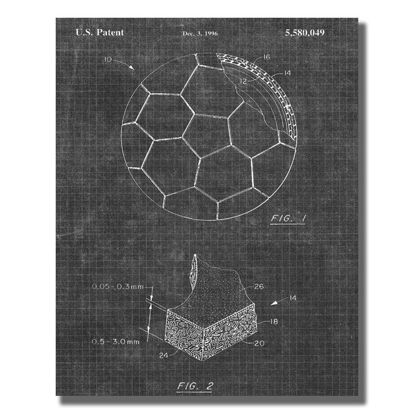 Empire Art - Soccer Ball 1 28225668