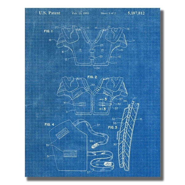 Empire Art - Football Pads 28225690