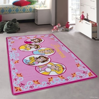 Allstar Kids Princess Rug