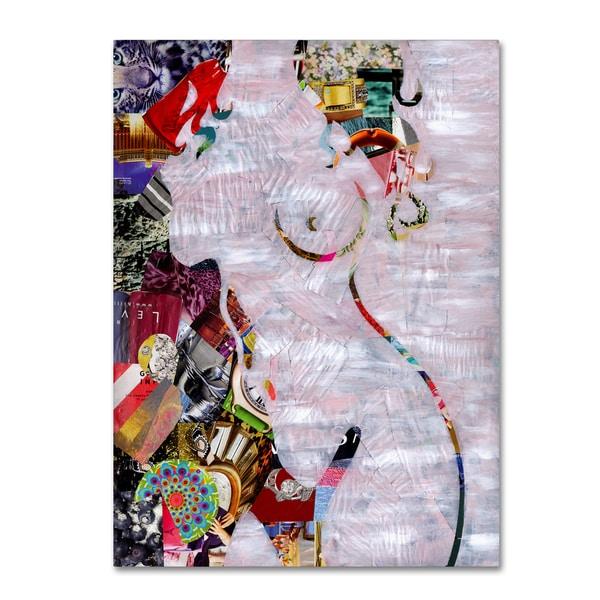 Artpoptart 'Nude' Canvas Art 28257841