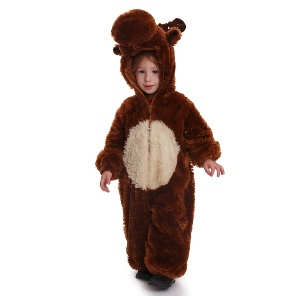 Kids Reindeer Costume - By Dress Up America 28267645