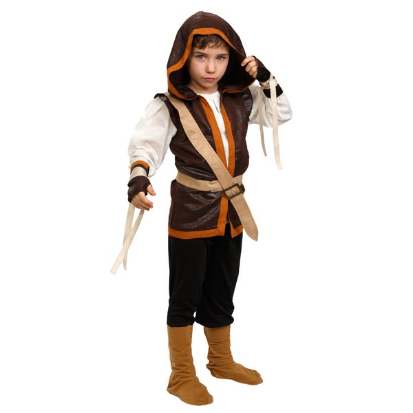 Kids Hunter Costume - By Dress Up America 28267818