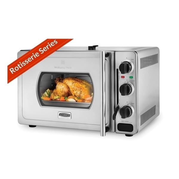 Wolfgang Puck Pressure Oven 29-Liter Rotisserie Oven 28269026