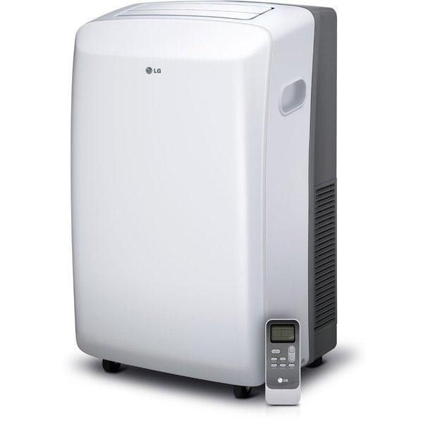 LG LP1017WSR 10,000 BTU Portable Air Conditioner with Remote (Refurbished) - White 28270335