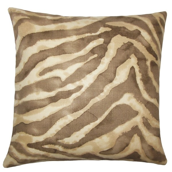 Animal Print Floor Pillows : Zelig Animal Print Floor Pillow Pink $89.99 Gay Times