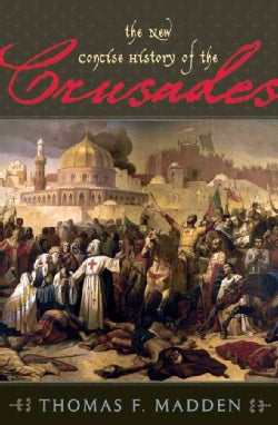 The New Concise History of the Crusades (Paperback)