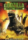 Godzilla: Final Wars (DVD)