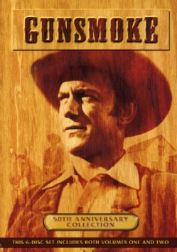 Gunsmoke: 50th Anniversary Edition Vols 1 & 2 (DVD)