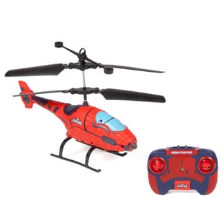 Marvel Spider Man Shaped 2 Ch IR Helicopter 28321889