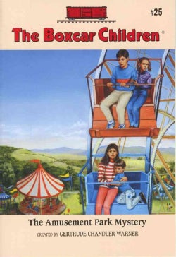 The Amusement Park Mystery (Paperback)