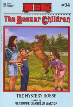 The Mystery Horse (Paperback)