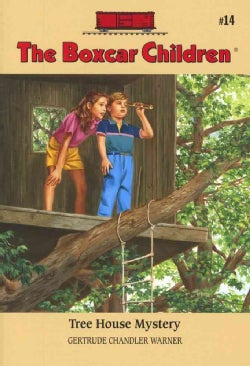 Tree House Mystery (Paperback)