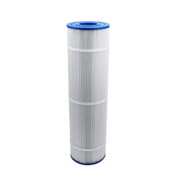 "25.5"" Swimming Pool Replacement Filter Core Cartridge - Blue 28363071"