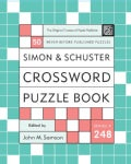 Simon And Schuster Crossword Puzzle Book: New Challenges In The Original Series Containing 50 Never-Before-Pub... (Spiral bound)