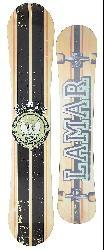 Lamar Men's 'Blazer' 154 cm Snowboard