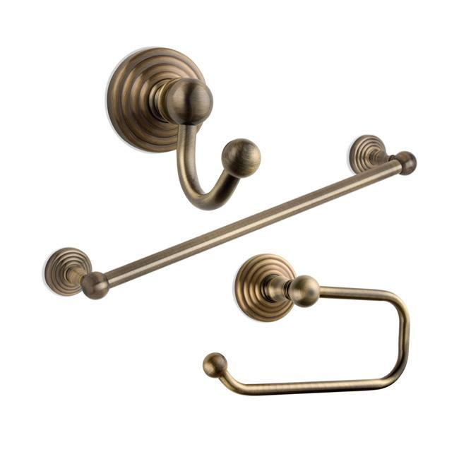 Waverly Place Bathroom Accessory Suite