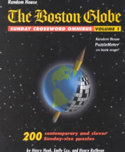 The Boston Globe Sunday Crossword Puzzle Omnibus (Paperback)