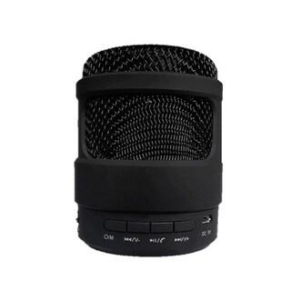 Bluetooth Speaker Portable Wireless Mini Creative Microphone Shape Loudspeaker Stereo HIFI Speaker 28394751