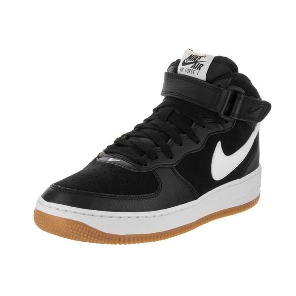 Nike Kids Air Force 1 Mid (GS) Basketball Shoe 28411716