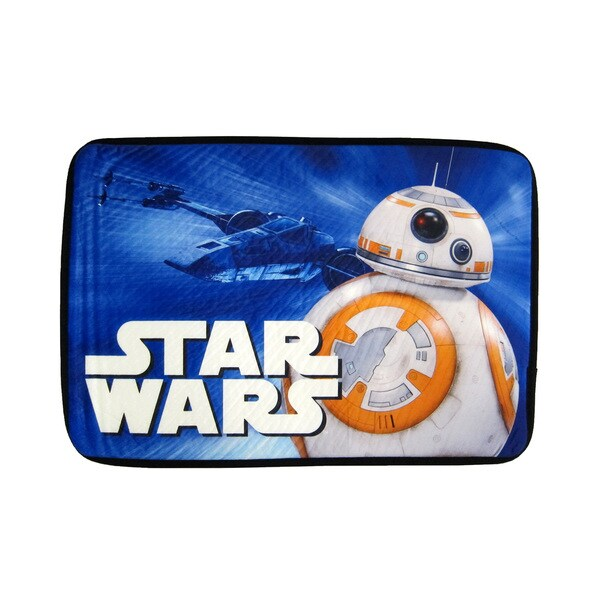 Star Wars BB-8 Memory Foam Bath Rug 28438991