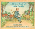 A Picture Book of Louis Braille (Paperback)