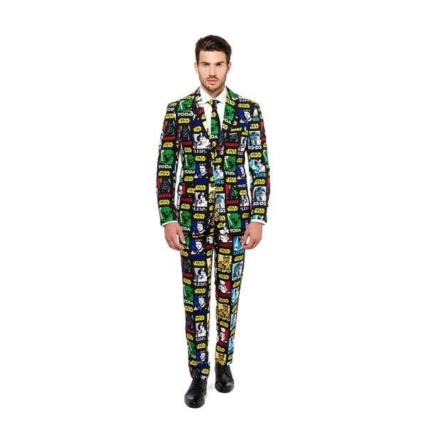 OppoSuits Men's Strong Force Suit 28455665