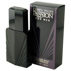 Elizabeth Taylor 'Passion' Men's 4-ounce Spray Cologne