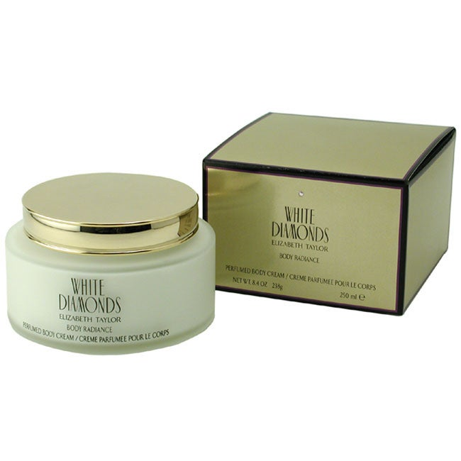 White Diamonds Women's 8.4-ounce Body Cream