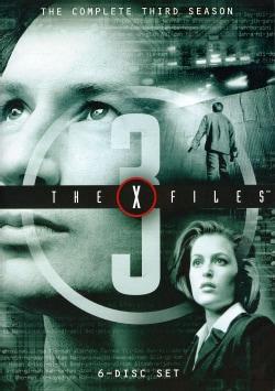 X-Files: Season 3 (DVD)