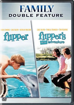 Flipper/Flipper's New Adventure (DVD)