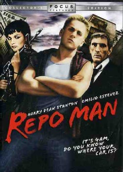 Repo Man (Special Edition) (DVD)
