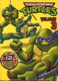 Teenage Mutant Ninja Turtles Vol 3 (DVD)