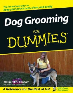 Dog Grooming for Dummies (Paperback)