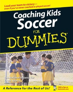 Coaching Soccer for Dummies (Paperback)