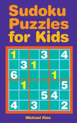 Sudoku Puzzles for Kids (Paperback)