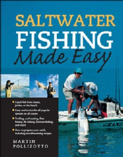 Saltwater Fishing Made Easy (Paperback)