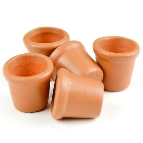 Fairy Garden Mini Pots 5/Pkg 28523965