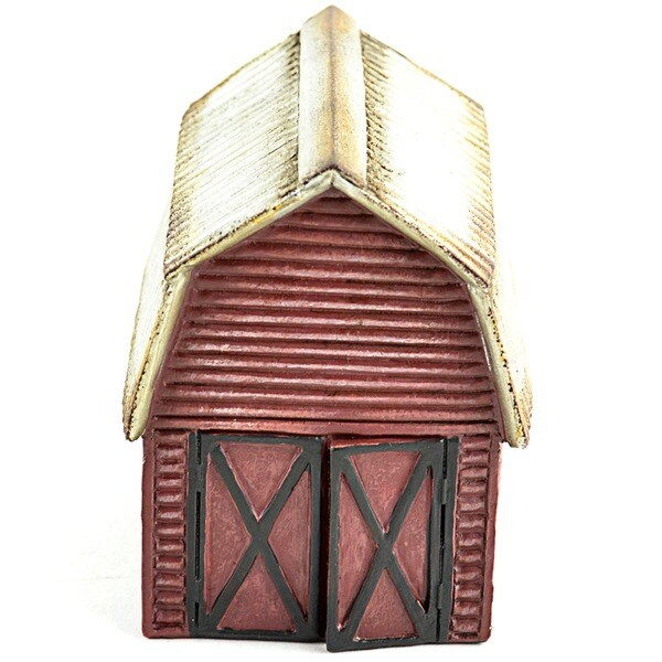 Fairy Garden Red Barn 28524044