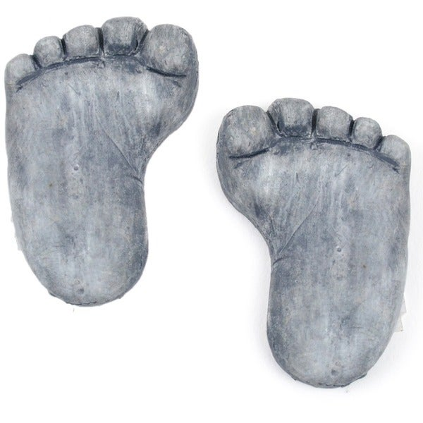 Fairy Garden Footprint Stepping Stone 2/Pkg 28524073