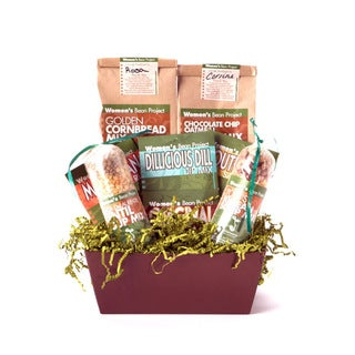 Women's Bean Project Medium Gourmet Basket (USA)