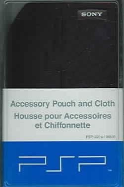 Sony PSP - Accessory Pouch and Cloth