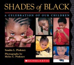 Shades of Black (Board book)