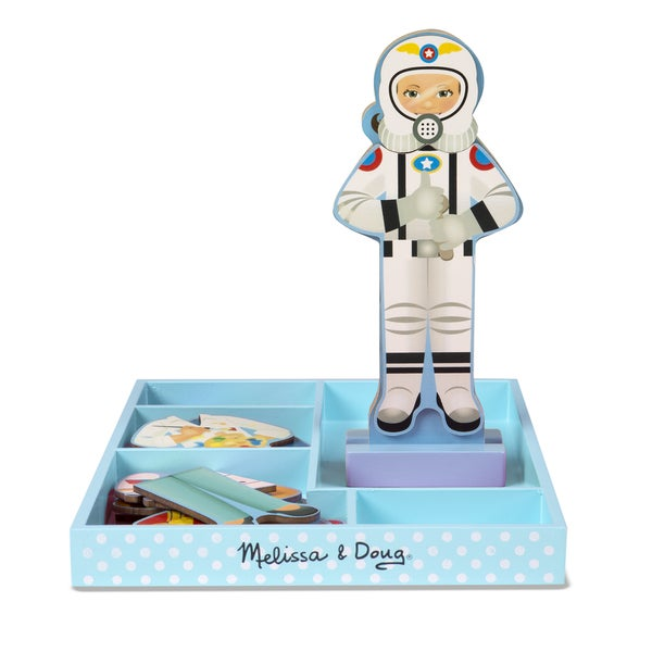 Melissa & Doug Julia Magnetic Dress-Up 28551259