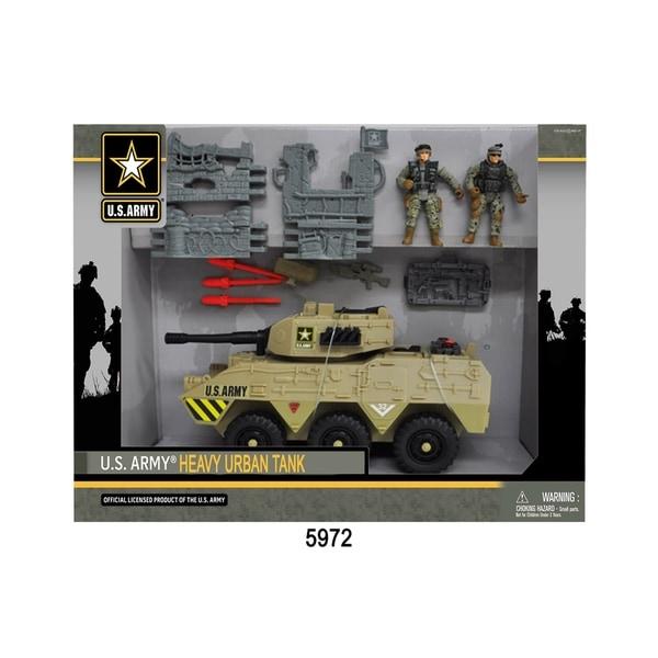 U.S. Army Urban Tank w/ 2 Soldier Figures 28552437