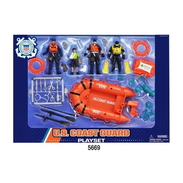 U.S. Coast Guard Playset w/ Figures 28552447