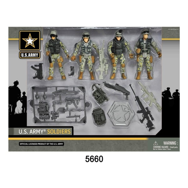 U.S. Army Soldiers Figure Playset 28552516
