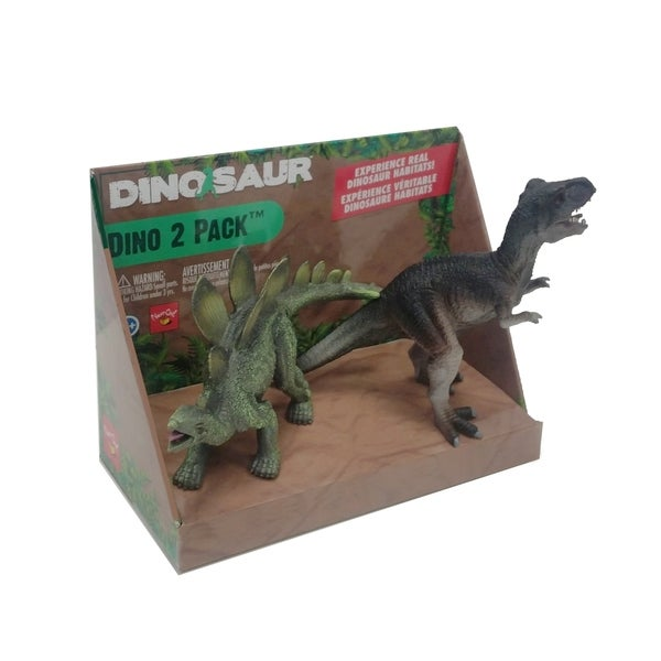 Neat-Oh! Dino Duel T-Rex & Stegosaurus 28552782