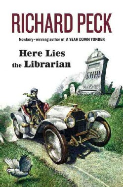Here Lies the Librarian (Hardcover)