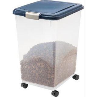 IRIS 69 qt. Airtight Pet Food Container - 69 qt